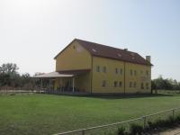 Huis zijkant