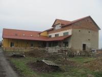 achterkant huis